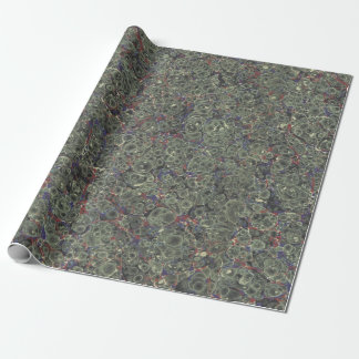 Marbled Paper Gift