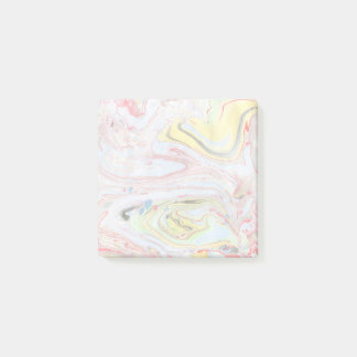 Marbled Paper Post-it Notes