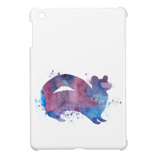 Marbled polecat cover for the iPad mini