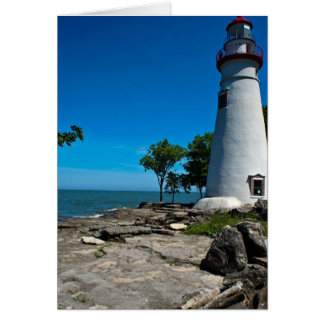 Marblehead Lighthouse Card
