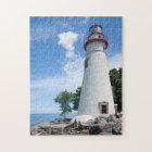Marblehead Lighthouse Jigsaw Puzzle