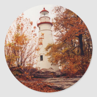 Marblehead Lighthouse Large Sticker