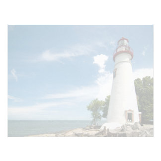 Marblehead Lighthouse Letterhead