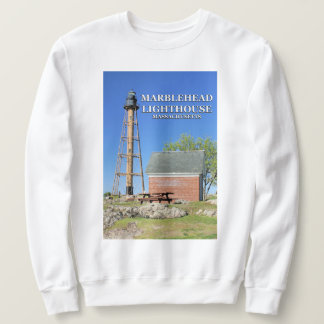 Marblehead Lighthouse, Massachusetts Sweatshirt