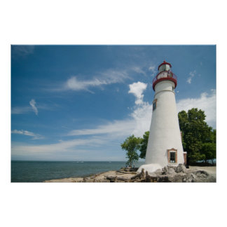 Marblehead Lighthouse  Print