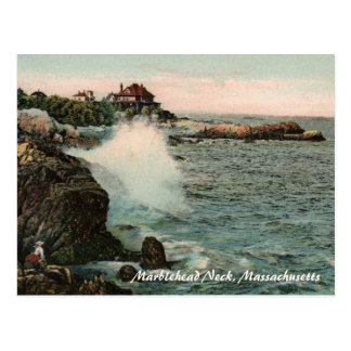 Marblehead Neck Massachusetts Postcard