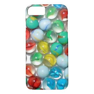 Marbles Colorful Design Custom iPhone 7 Case