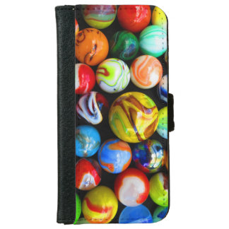 Marbles iPhone 6 Wallet Case