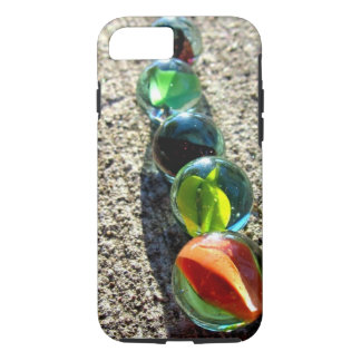 Marbles iPhone 7 Case