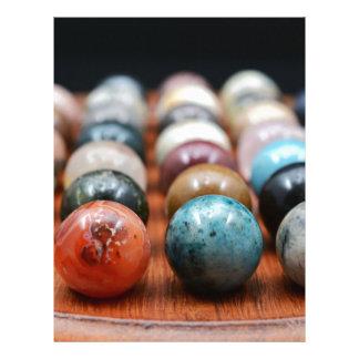 Marbles Letterhead