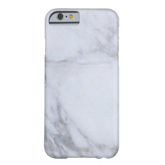 Marbre blanc coque iPhone 6 barely there