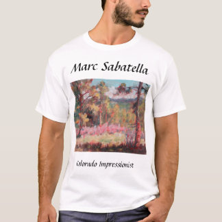 Marc Sabatella - Colorado Impression T-Shirt