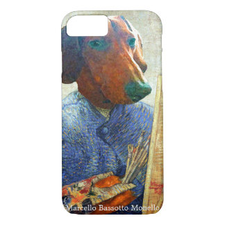 Marcello van Dogh Apple iPhone Case