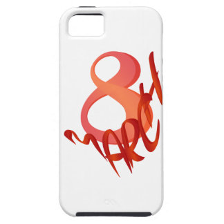 March 8 case for the iPhone 5