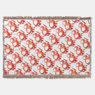 March 8 throw blanket