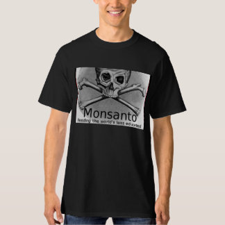 March Against Monsanto Unisex Tshirt