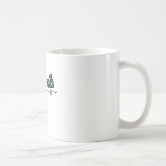 """""""March Clover"""" St. Patrick's Day design Coffee Mugs"""