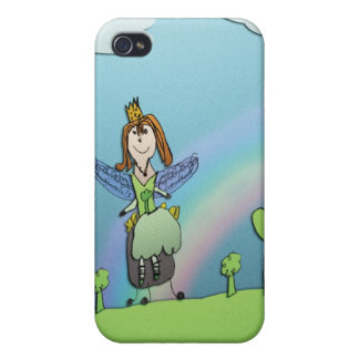March Fairy Cases For iPhone 4