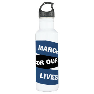 March for our Lives Activism Gun Reform Water 710 Ml Water Bottle