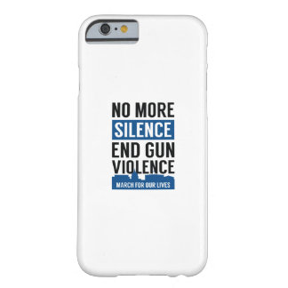 March For Our Lives Barely There iPhone 6 Case