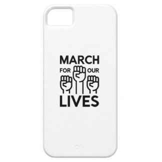 March For Our Lives Case For The iPhone 5