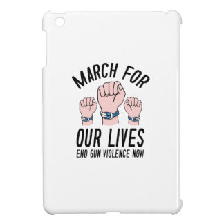 March For Our Lives iPad Mini Case