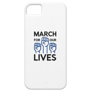 March For Our Lives iPhone 5 Case