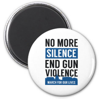 March For Our Lives Magnet