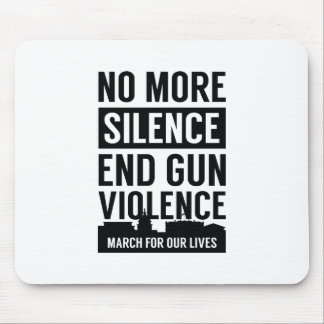 March For Our Lives Mouse Pad