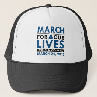 March For Our Lives Trucker Hat