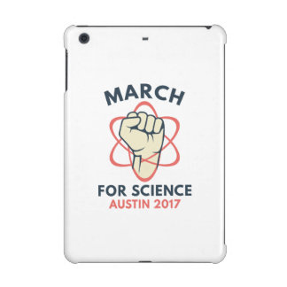 March For Science Austin iPad Mini Cover