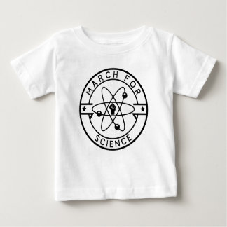 march_for science baby T-Shirt