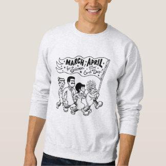 March for Science II Sweatshirt