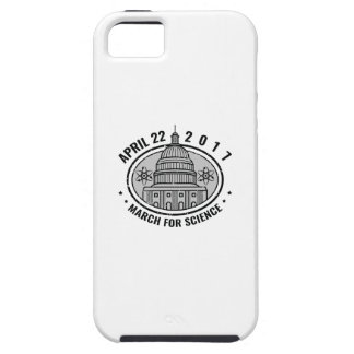 March For Science iPhone 5 Cases
