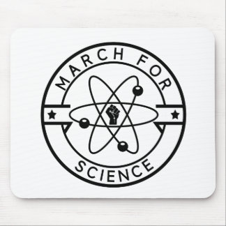 march_for science mouse pad