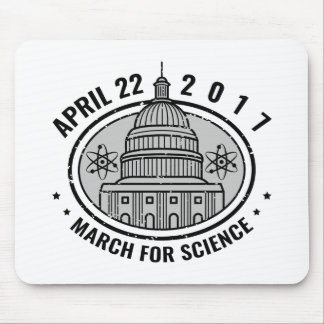 March For Science Mouse Pad
