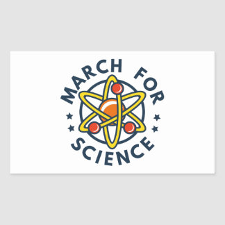 March For Science Sticker