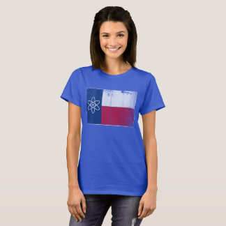 March for Science Texas Flag T-Shirt