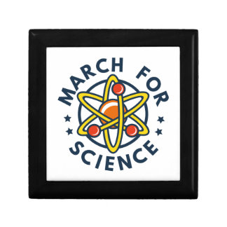 March For Science Trinket Boxes