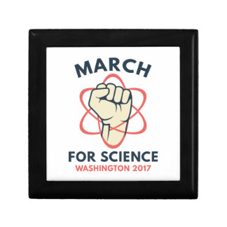 March For Science Washington Gift Boxes