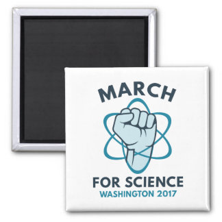 March For Science Washington Magnet