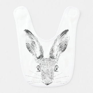 March Hare Baby Bibs