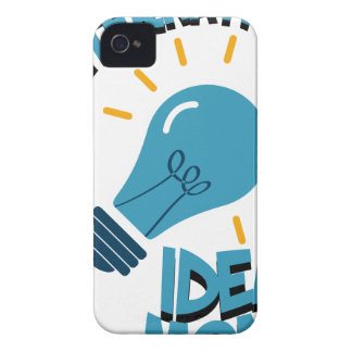 March - International Ideas Month iPhone 4 Cover