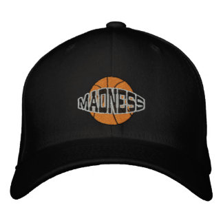 March Madness Embroiderd Cap