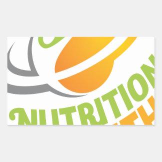 March - Nutrition Month Sticker