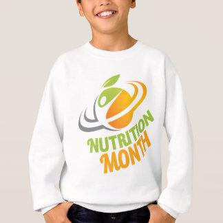 March - Nutrition Month Sweatshirt