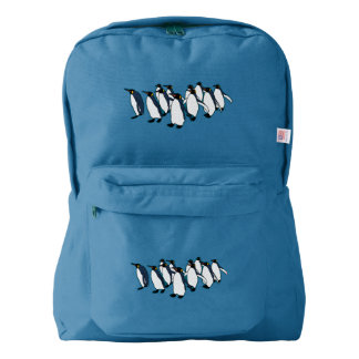 March of Penguins Backpack
