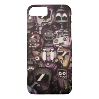 March of the Robots iPhone 8/7 Case
