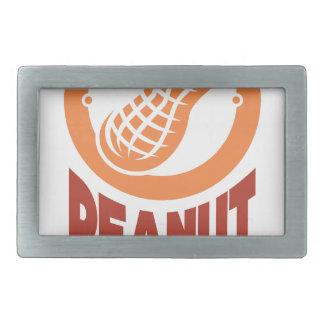 March - Peanut month - Appreciation Day Rectangular Belt Buckles