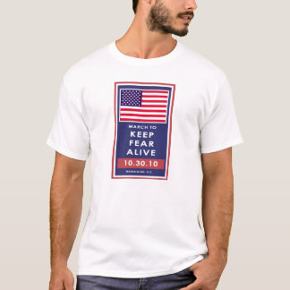 MARCH TO KEEP FEAR ALIVE T-Shirt